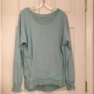 Zella blue sweatshirt